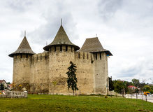 Slott i Soroca, medeltida fästning moldova Royaltyfri Foto