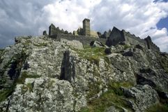 slott ireland Arkivbilder