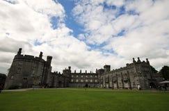slott ireland kilkenny Fotografering för Bildbyråer
