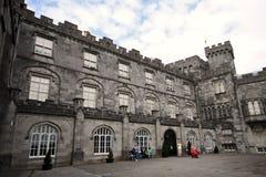 slott ireland kilkenny Royaltyfri Bild