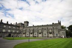 slott ireland kilkenny Royaltyfri Foto