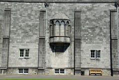 slott ireland kilkenny Arkivfoto