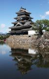 slott japan Arkivbild