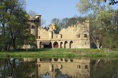 slott john Arkivbilder