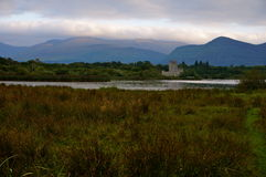 slott killarney ross Arkivfoto