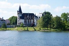 Slott Klink arkivbilder