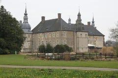 Slott Lembeck Arkivfoto