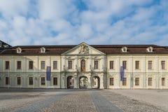 Slott Ludwigsburg Royaltyfri Foto