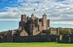 Slott Mey Skottland Arkivfoton