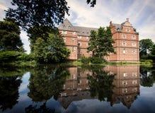 Slott Moyand, Tyskland Fotografering för Bildbyråer