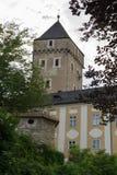 Slott Neuhaus - Österrike arkivbild