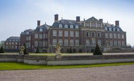 Slott Nordkirchen royaltyfri bild