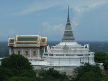 Slott på Mt Arkivfoto