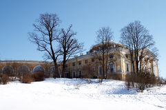 slott pavlovsk Royaltyfri Bild