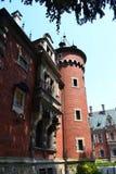 Slott Plawniowice Royaltyfri Foto