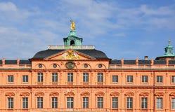 Slott Rastatt Royaltyfria Bilder