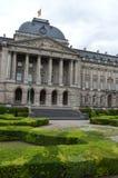 Slott Royale i Bryssel Royaltyfri Foto