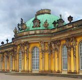 Slott Sanssouci Arkivbilder