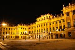 Slott Schönbrunn Wien Royaltyfri Fotografi
