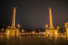 Slott Schönbrunn Wien Royaltyfria Bilder