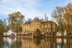 Slott Schloss Monrepos, Ludwigsburg Royaltyfri Foto