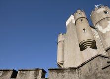 Slott Skottland fotografering för bildbyråer