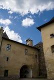 slott slovakia royaltyfria foton