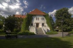 slott szamotuly Fotografering för Bildbyråer