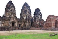Slott Thailand Fotografering för Bildbyråer