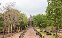 Slott Thailand Arkivbild