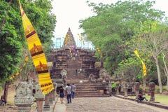 Slott Thailand Arkivbilder