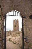 Slott Ulldecona Arkivbild