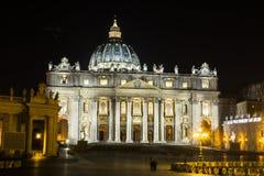 slott vatican Royaltyfri Bild