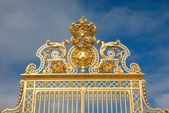 slott versailles Fotografering för Bildbyråer