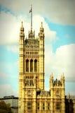 slott westminster Royaltyfri Bild