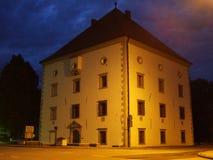 Slott Zrinski royaltyfri bild