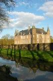 Slott Zuylen, Utrecht Royaltyfri Bild