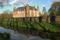 Slott Zuylen, Utrecht Royaltyfri Foto