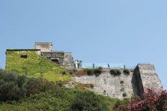 Slottar i Italien Arkivfoton