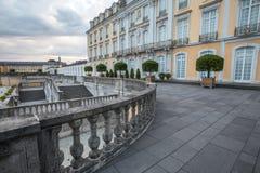 Slottaugustusburg Tyskland royaltyfria bilder