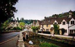 slottcombe england Royaltyfria Bilder
