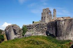 slottcorfe england fördärvar Royaltyfri Fotografi
