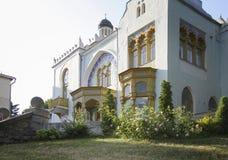 Slottdetaljer Royaltyfri Bild