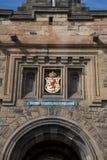 slottedinburgh kungarike förenade scotland Royaltyfria Foton
