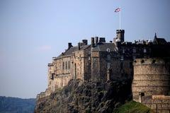 slottedinburgh kungarike förenade scotland Royaltyfria Bilder