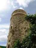Slottefterföljd arkivbilder