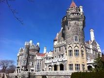 Slotten Arkivbild