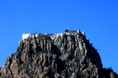 Slotten av Afyon Arkivbilder