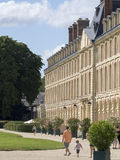 Slotten av Fontainebleau, Frankrike Arkivfoton