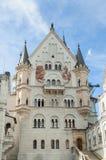 Slotten av Neuschwanstein i Bayern, Tyskland Royaltyfri Bild